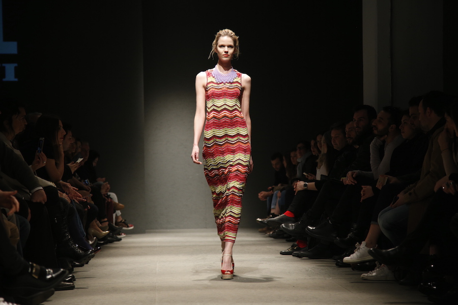 "MBFWI Photo Diary ""In Season"" - M Missoni"