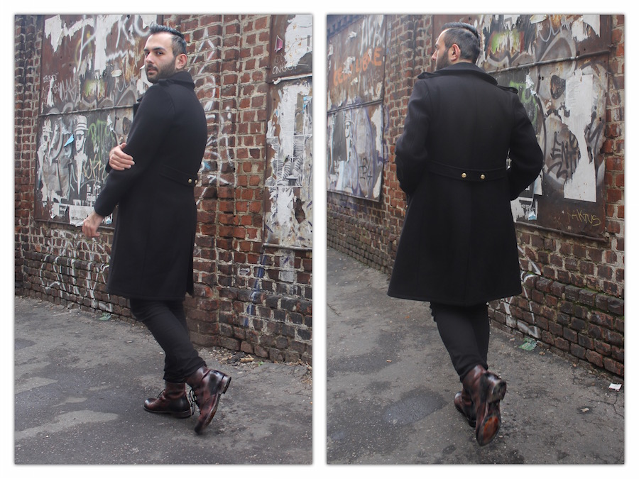 The Fashion Godfather