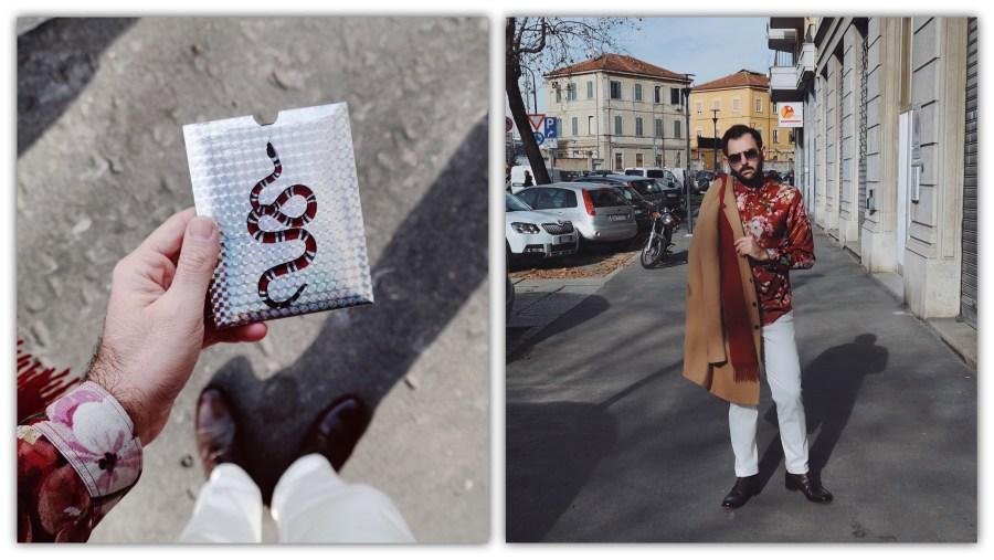Milano Erkek Moda Haftası - Gucci