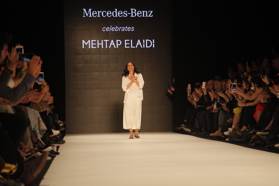 Mercedes-Benz Fashion Week Istanbul - Mehtap Elaidi