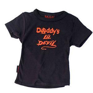 T-shirt Lil Devil Enfant Noir