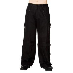 Pantalon-short Baggy Noir