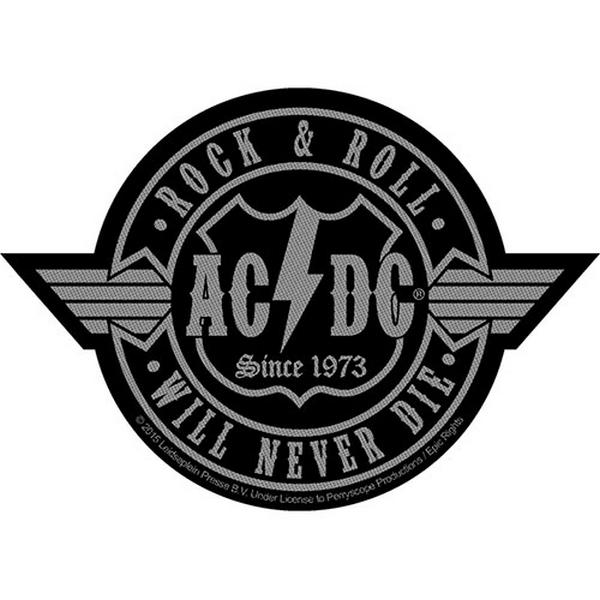 Patch AC-DC Rock N Roll