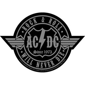 Patch AC-DC Rock N Roll