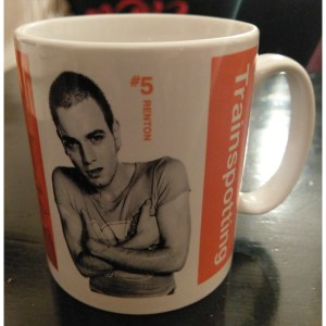 mug trainspotting renton