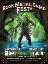 ROCK METAL CAMP – 8ème édition
