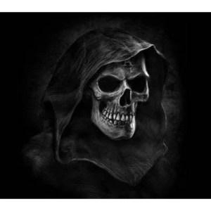 T-Shirt Noir Frère Mortimus