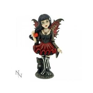 figurine hazel fée gothique