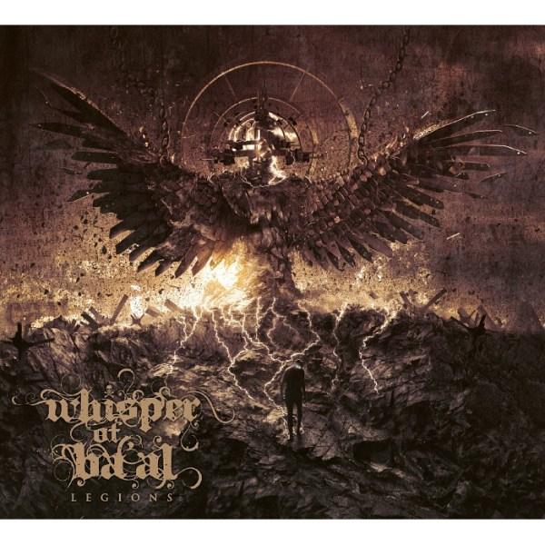 Album Legions de Whisper Of Ba'al