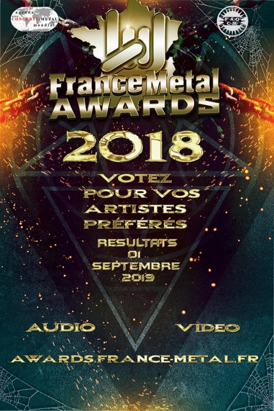 France Metal Awards