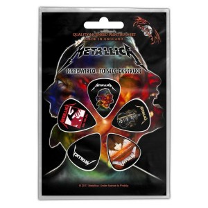 Médiators Metallica Hardwired To Self Destruct