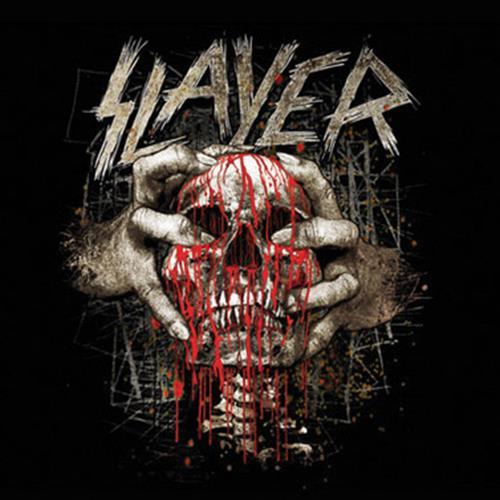 Sous bock Slayer Skull Clench