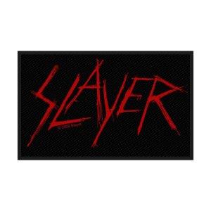 Patch Slayer Scratched Logo