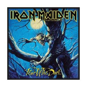 Patch Iron Maiden Design Fear Of The Dark