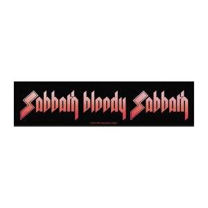 Patch Black Sabbath Licence Sabbath Bloody Sabbath