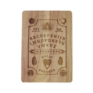 Planche à découper Ouija en Bois