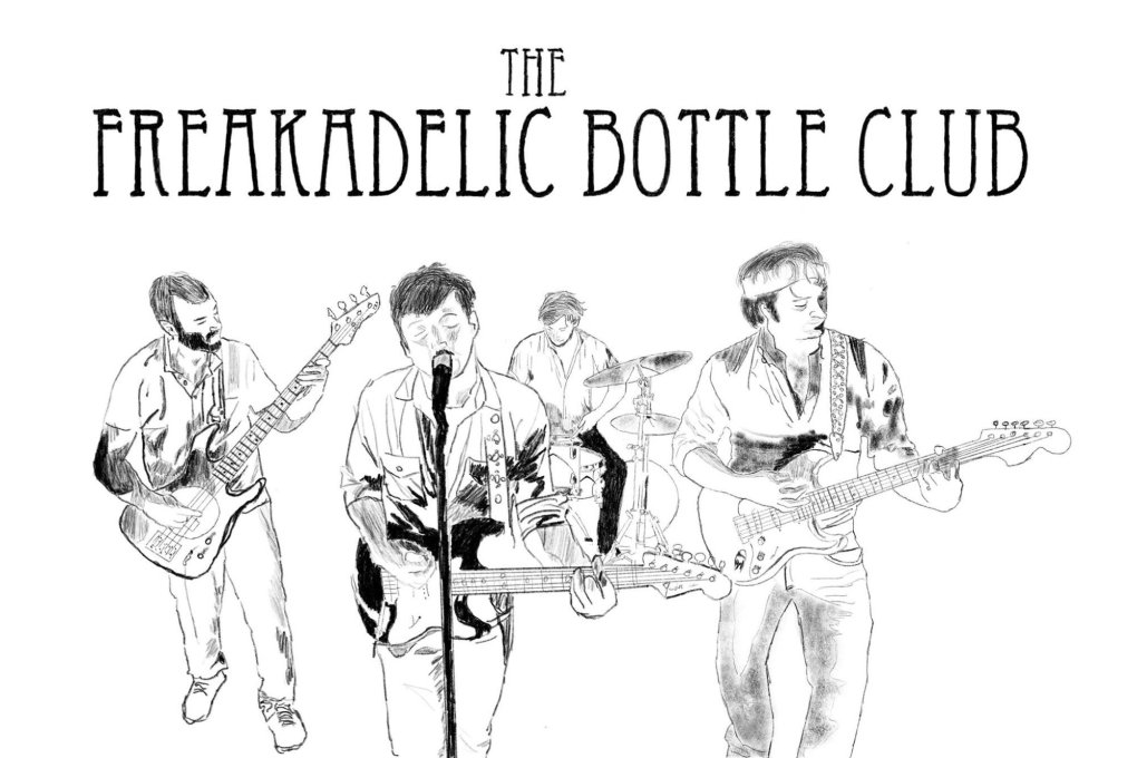 The Freakadelic Bottle Club en Concert