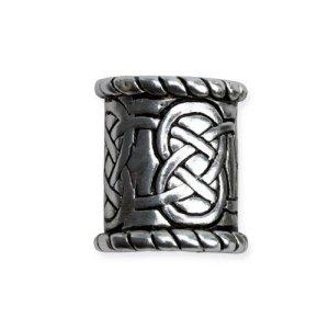 Bijoux de barbe et cheveux Nœud Celtique et Corde
