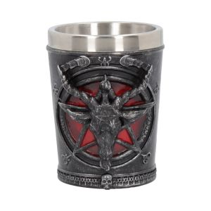 Shot Glass Baphomet