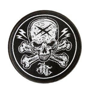 Patch Design Badge Licence Française