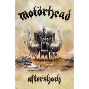 Drapeau Motorhead Aftershock Licence Officielle