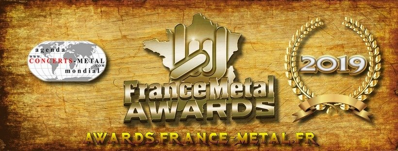 France Metal Awards 2019