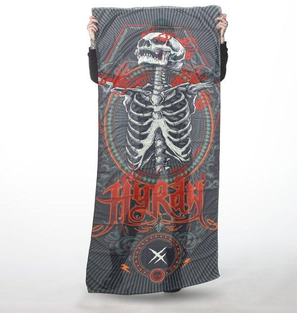 Foulard Squelette Skull Bones