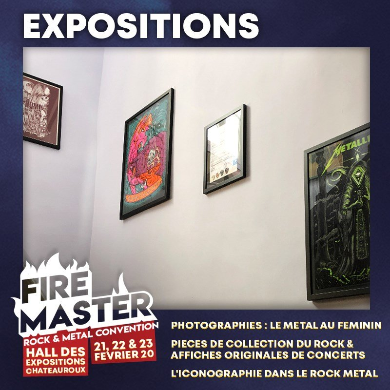 Expositions FireMaster Convention 2020