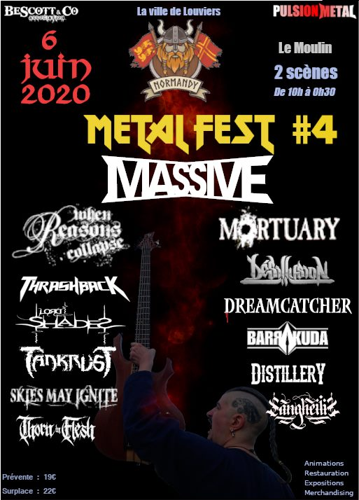 Normandy Metal Fest‎ IV