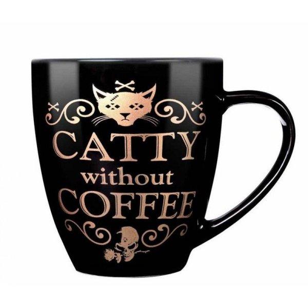 Mug Catty Without Coffee