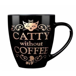 Mug Catty Without Coffee