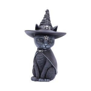 Chat sorcier occulte Purrah