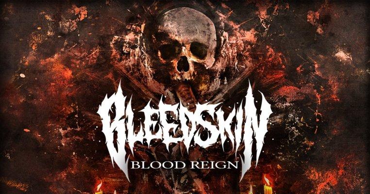 Ayéééééé ! L'album de BleedSkin est sorti !!!!! A découvrir absolument !!! Et à (ré)écouter, l'interview de BleedSkin p