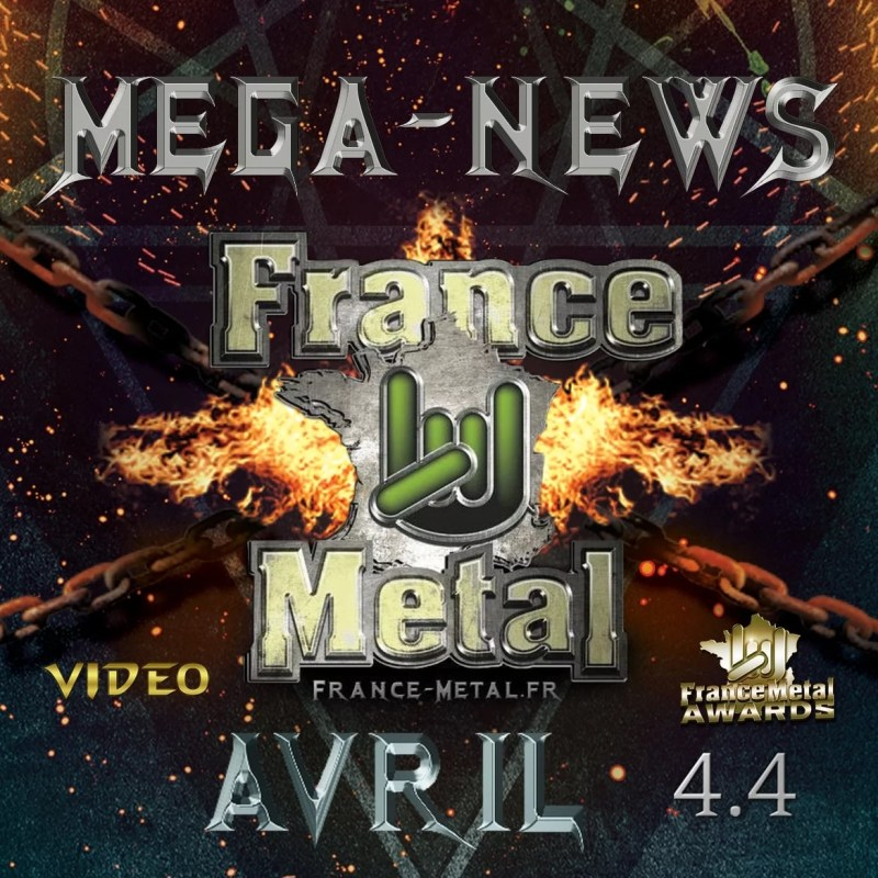 Audio 4.4 - Avril 2020 - Mega News