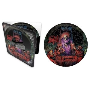 Puzzle Death Scream Bloody Gore Sous Licence