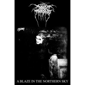 Drapeau Darkthrone A Blaze In The Northern Sky