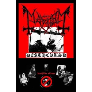 Drapeau Mayhem Deathcrush