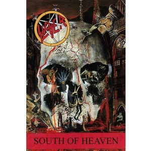 Drapeau Slayer South Of Heaven