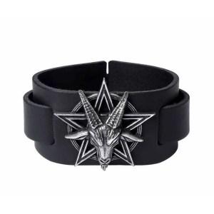 bracelet baphomet