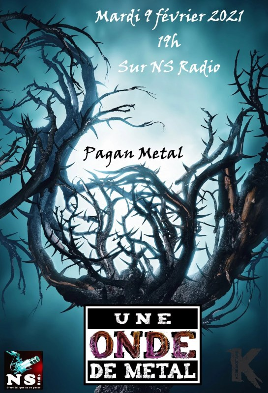 Pagan Metal sur NS Radio