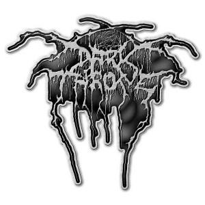 Pins Darkthrone Logo