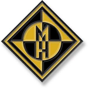 Pins Machine Head Diamond Logo