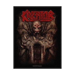 Patch Kreator Gods Of Violence