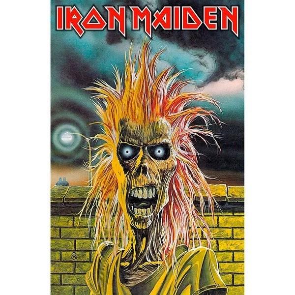Drapeau Iron Maiden Iron Maiden