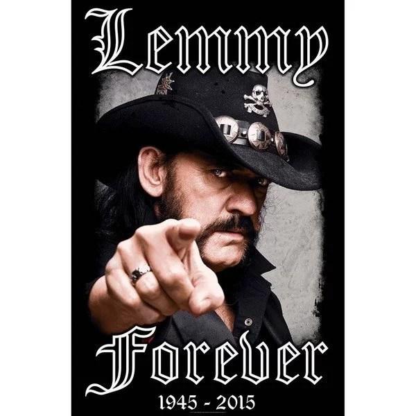 Drapeau Lemmy Forever