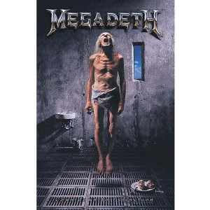 Drapeau Megadeth Countdown To Extinction