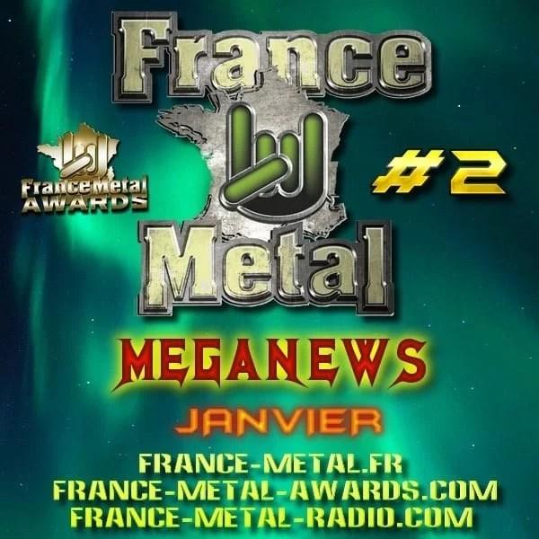 MEGA-NEWS 2021 N2 - FRANCE METAL AWARDS 2021