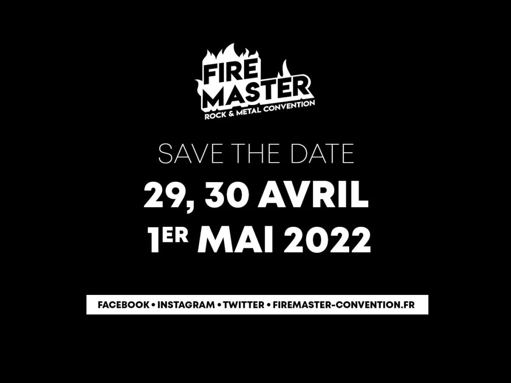 ANNONCE EDITION 2022 FireMaster