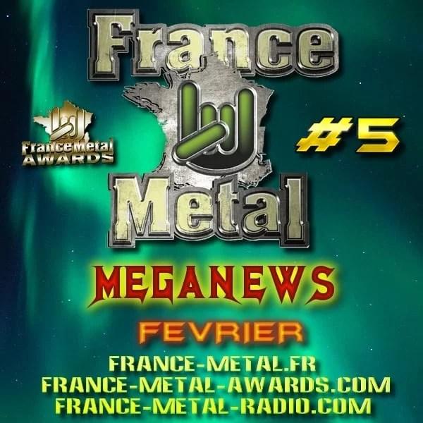 MEGA-NEWS 2021 N5- FRANCE METAL AWARDS 2021