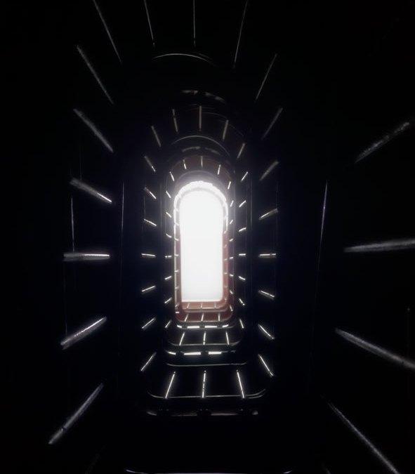 Photo : Le tunnel